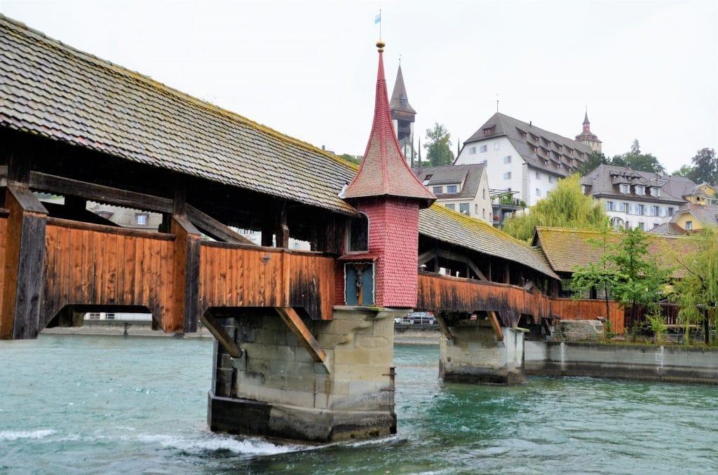 Spreubrücke von Luzern