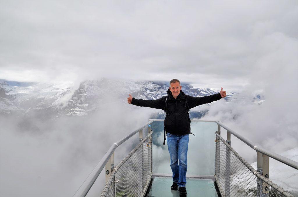 First Cliffwalk Grindelwald