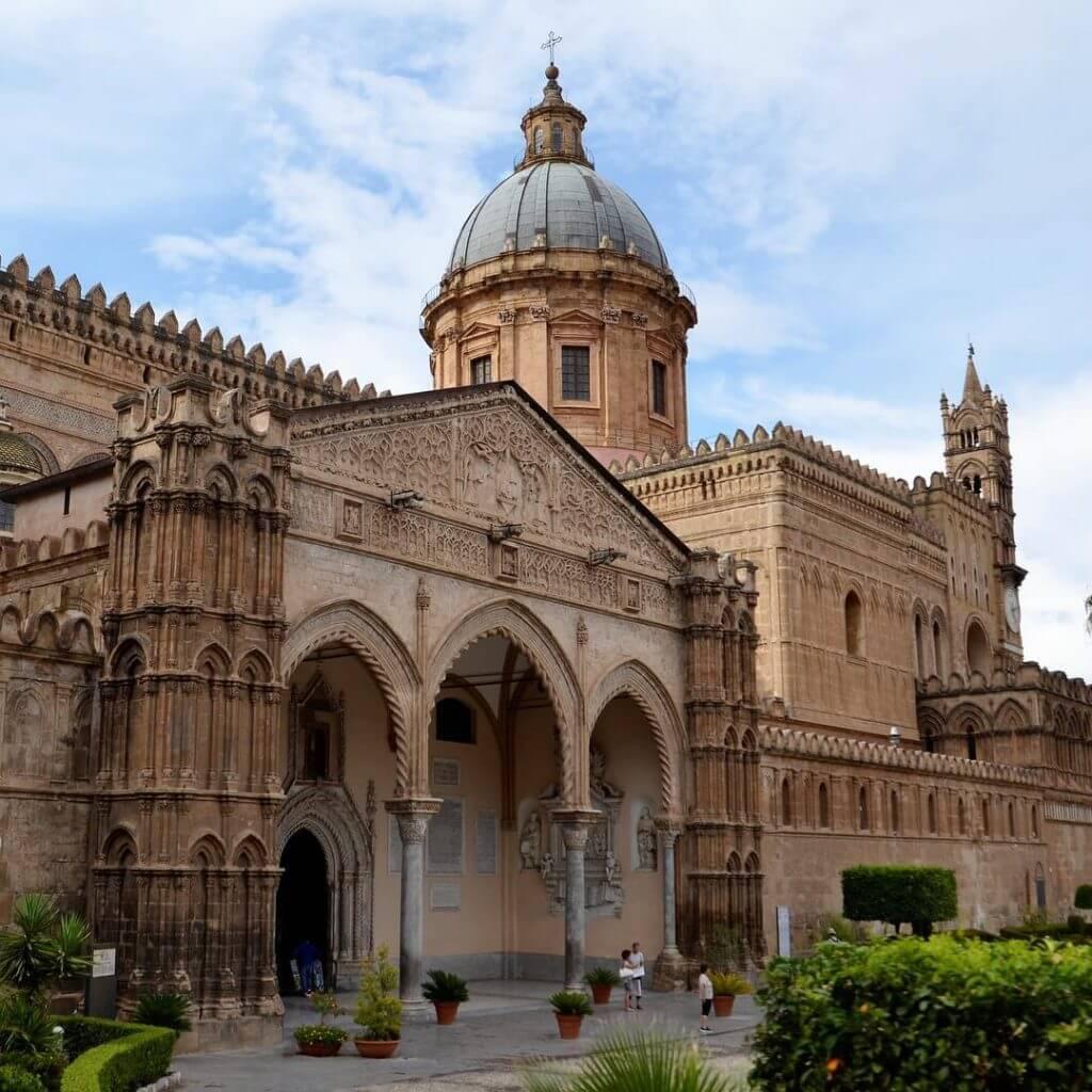 Sehenswürdigkeiten Rundreise Sizilien