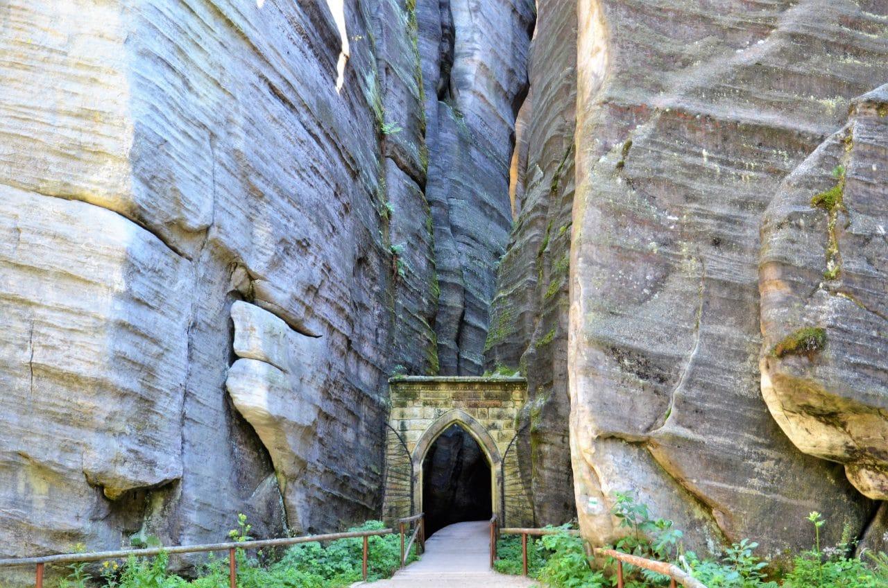 Wanderung durch die Adrspacher Felsenstadt