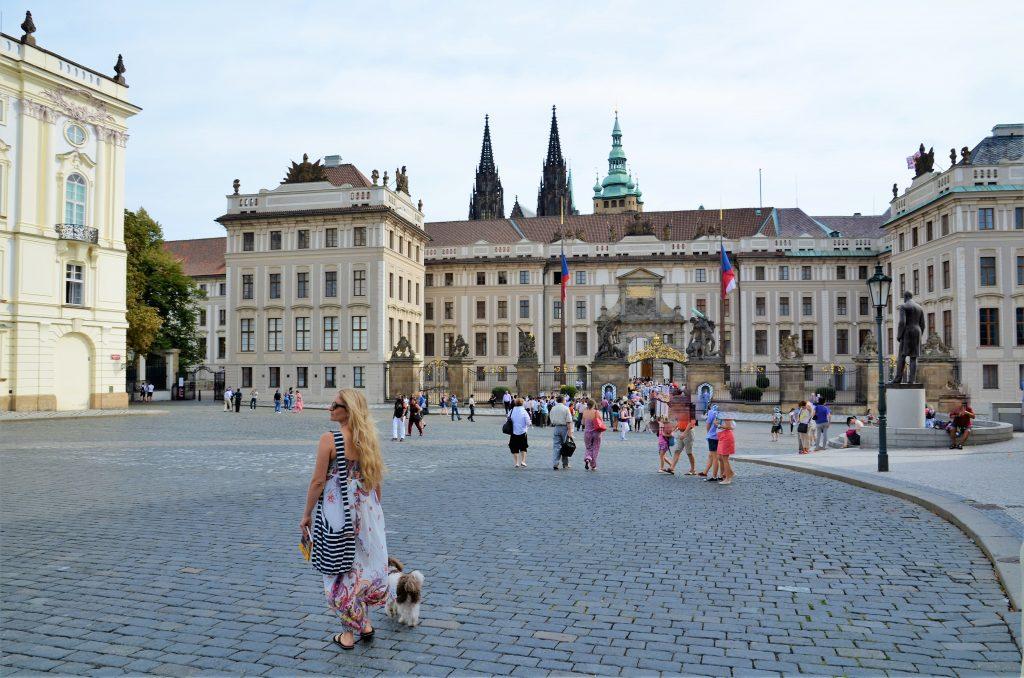 Prager Burg - die bekannteste der Prager Sehenswürdigkeiten