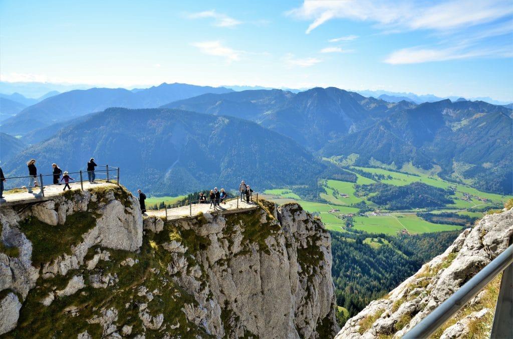 Auf den Gipfel vom Wendelstein wandern