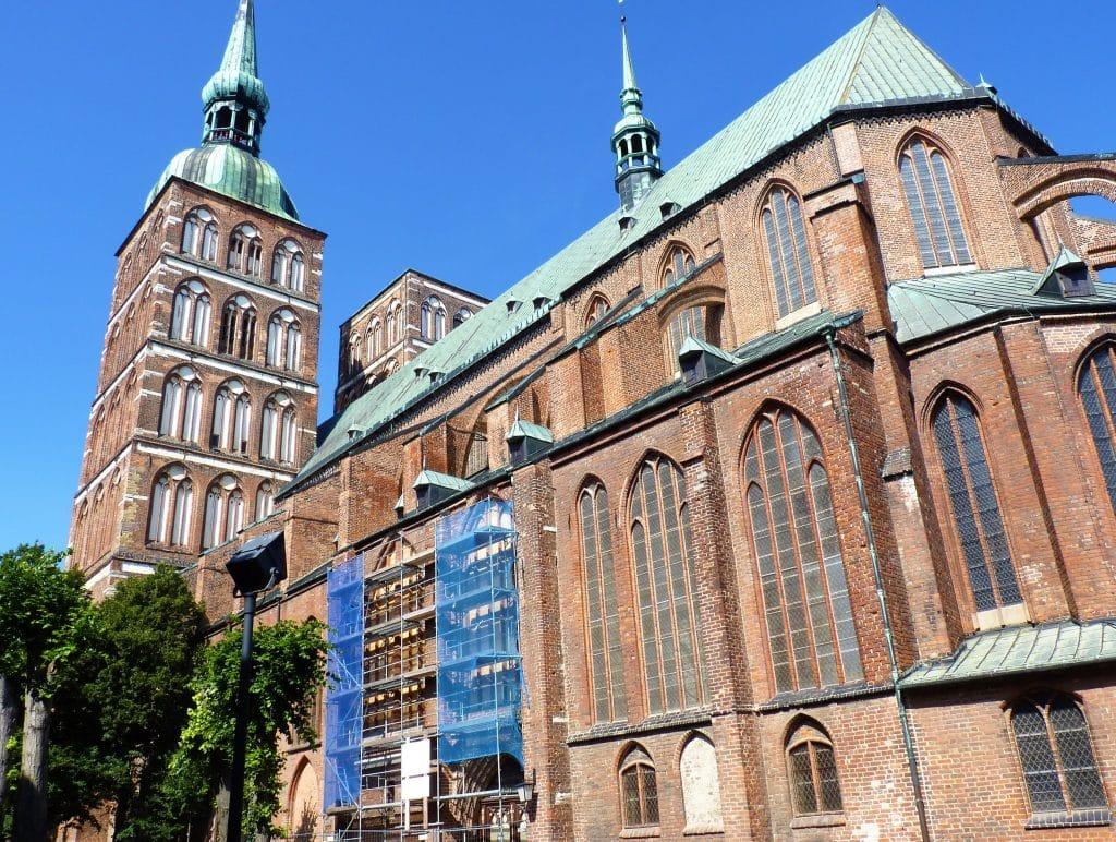 Nikolaikirche in Stralsund