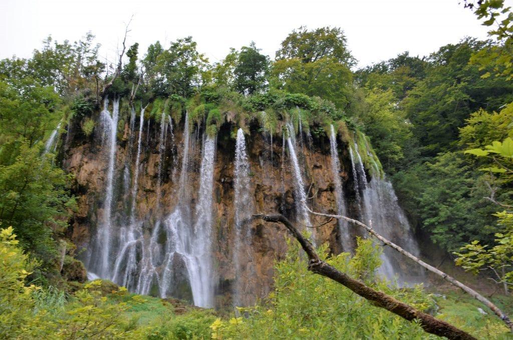 Nationalpark Plitvicer Seen Sehenswürdigkeiten Kroatien