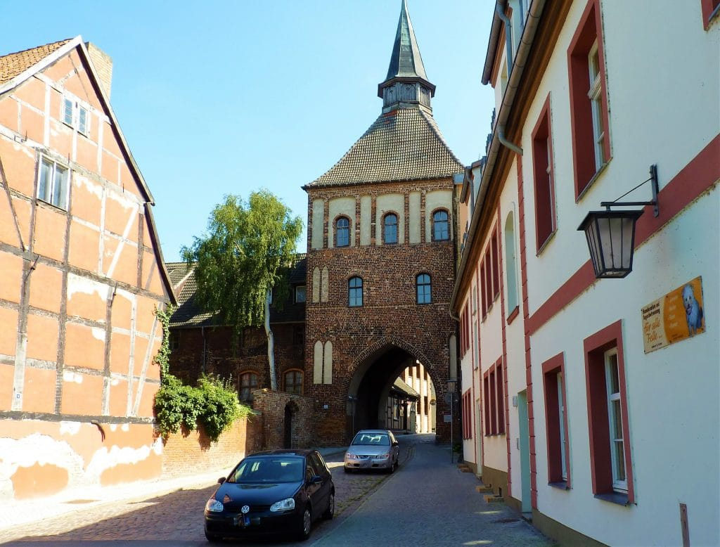 Sehenswürdigkeiten Stralsund Kütertor