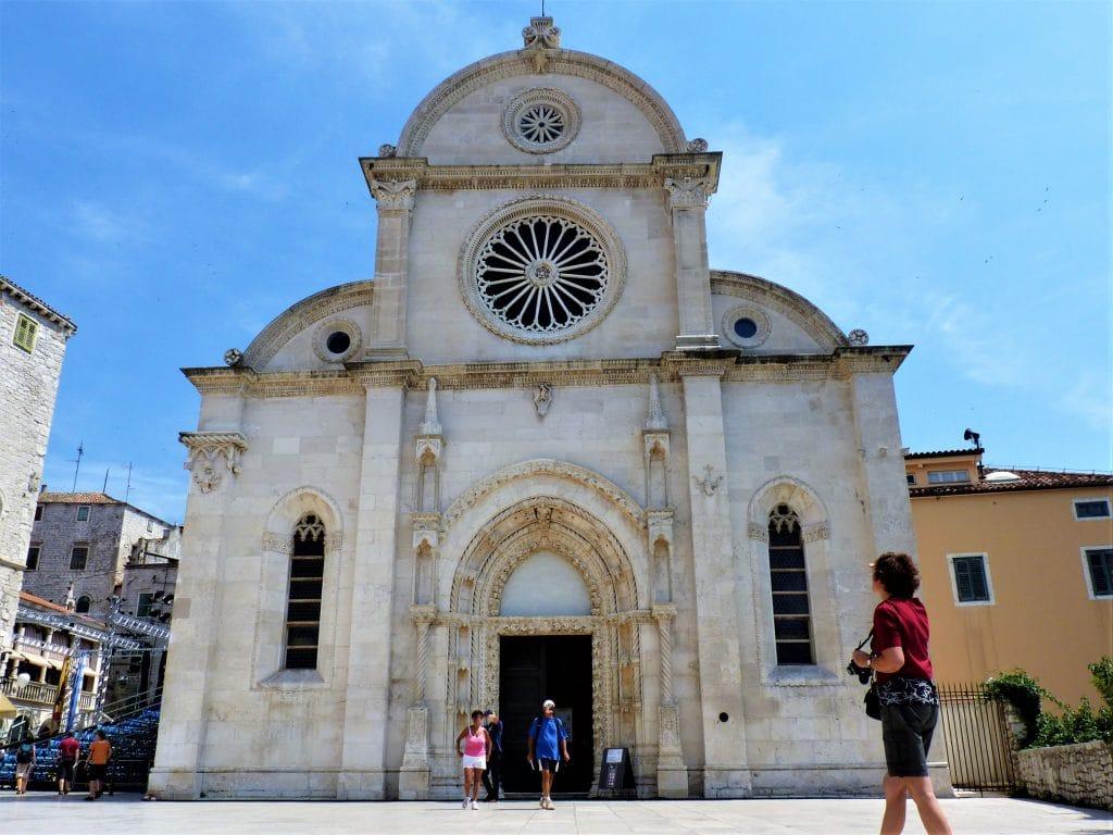 Kathedrale Sveti Jakov in Sibenik