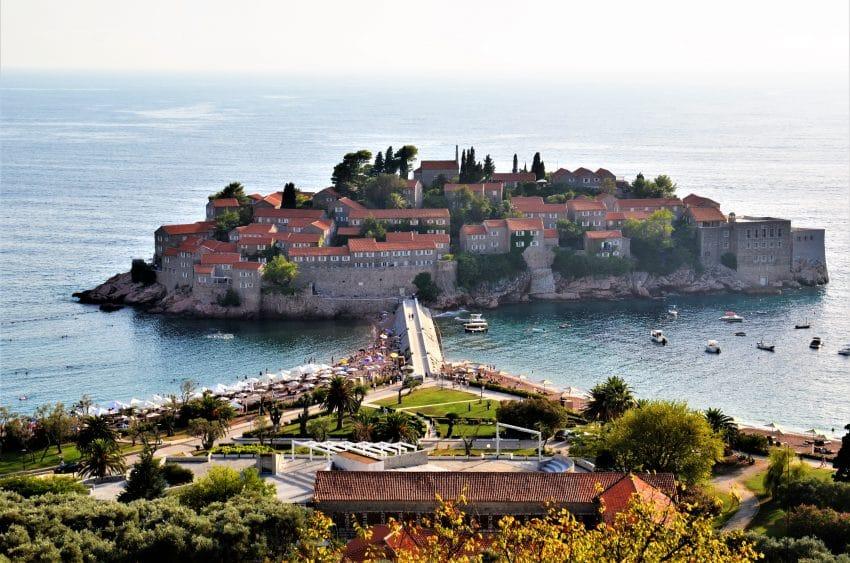 Sehenswürdigkeiten Montenegro