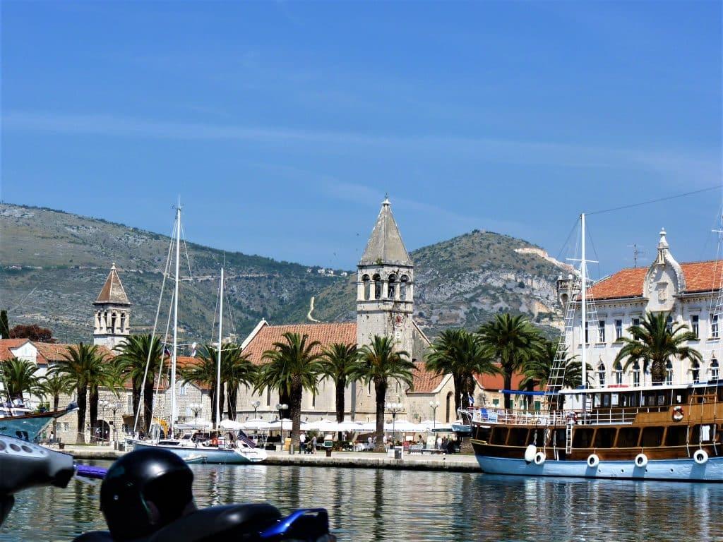 Uferpromenade von Trogir