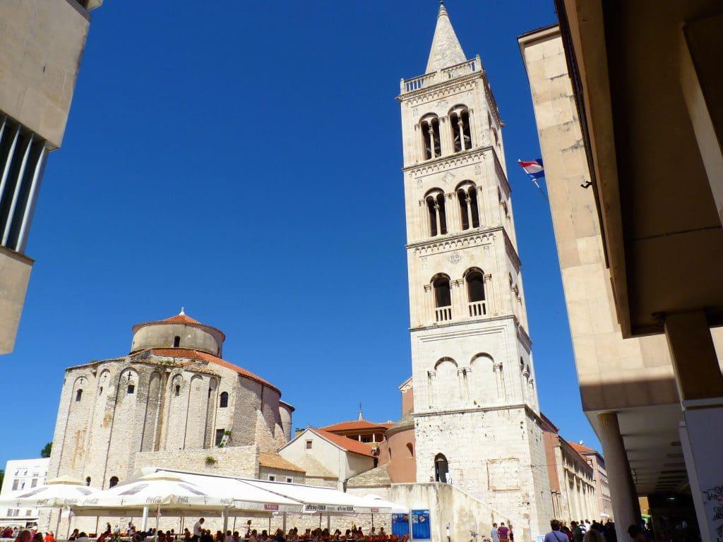 Antikes Zentrum von Zadar