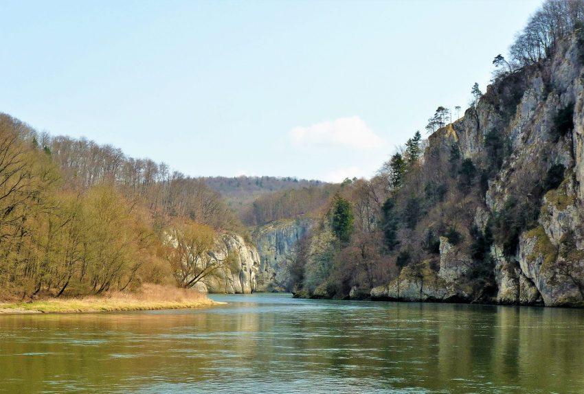 Donaudurchbruch Weltenburg