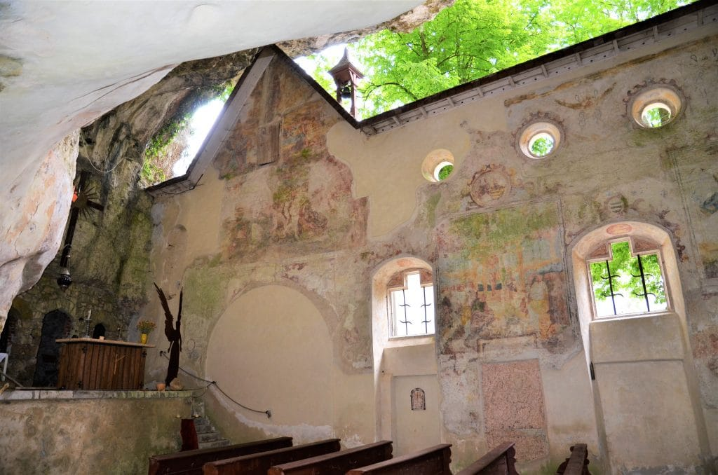 Felsenkirche Klösterl