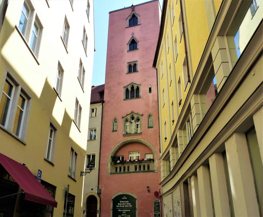 Geschlechtertürme Regensburg