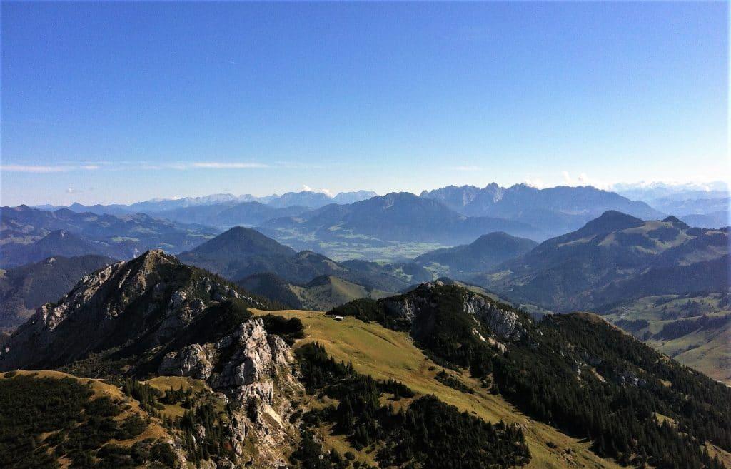 Wanderung Wallberg