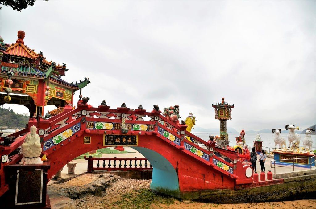 Tempel in der Repulse Bay