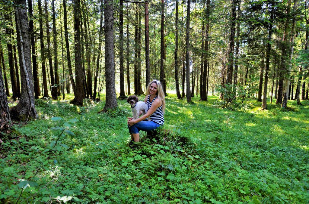 Waldbaden Pillersee
