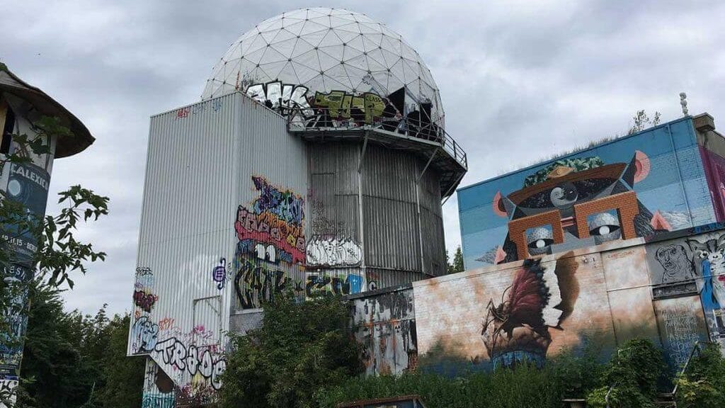 Teufelsberg in Berlin