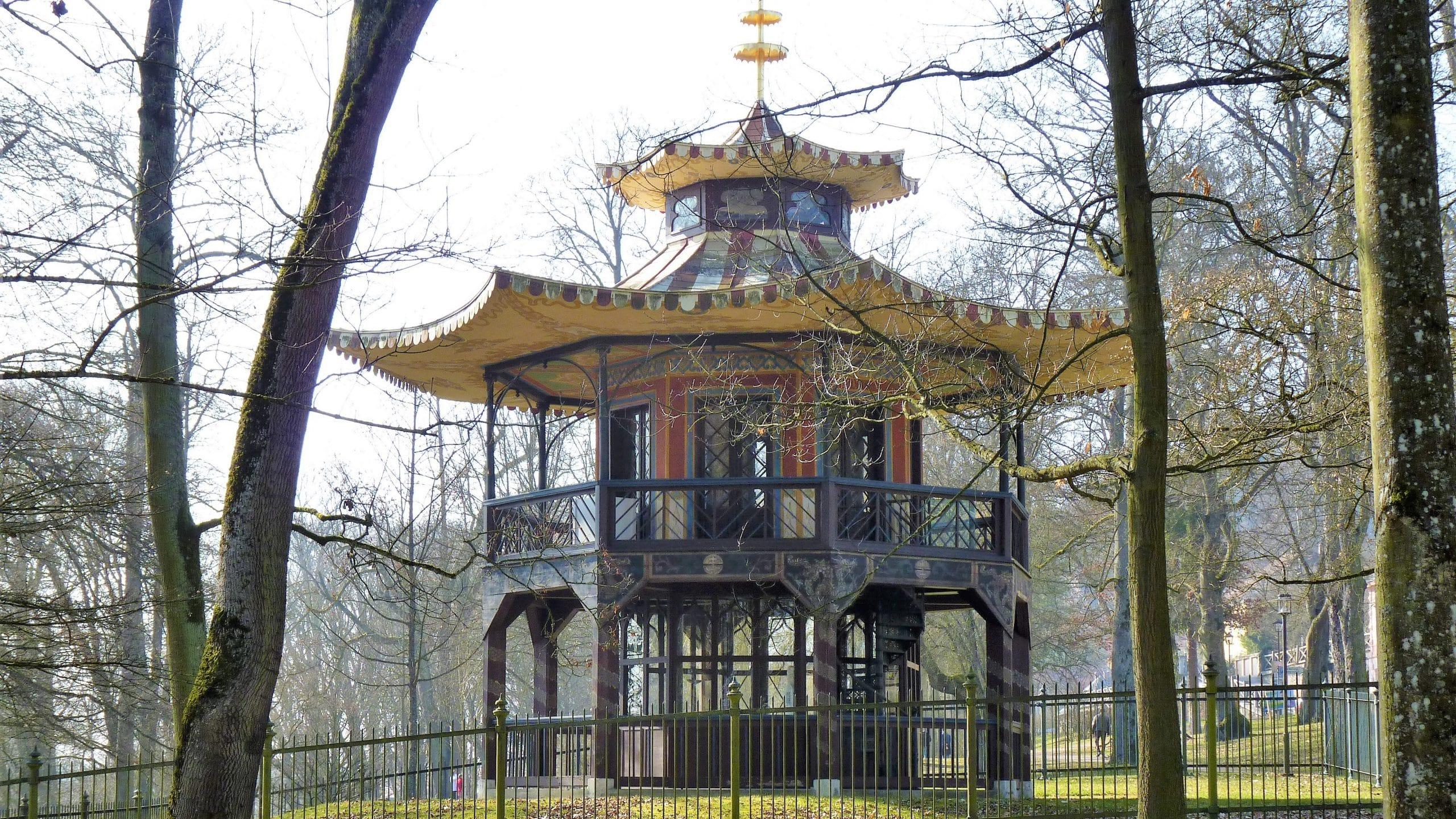 Cinesischer Turm Donaustauf