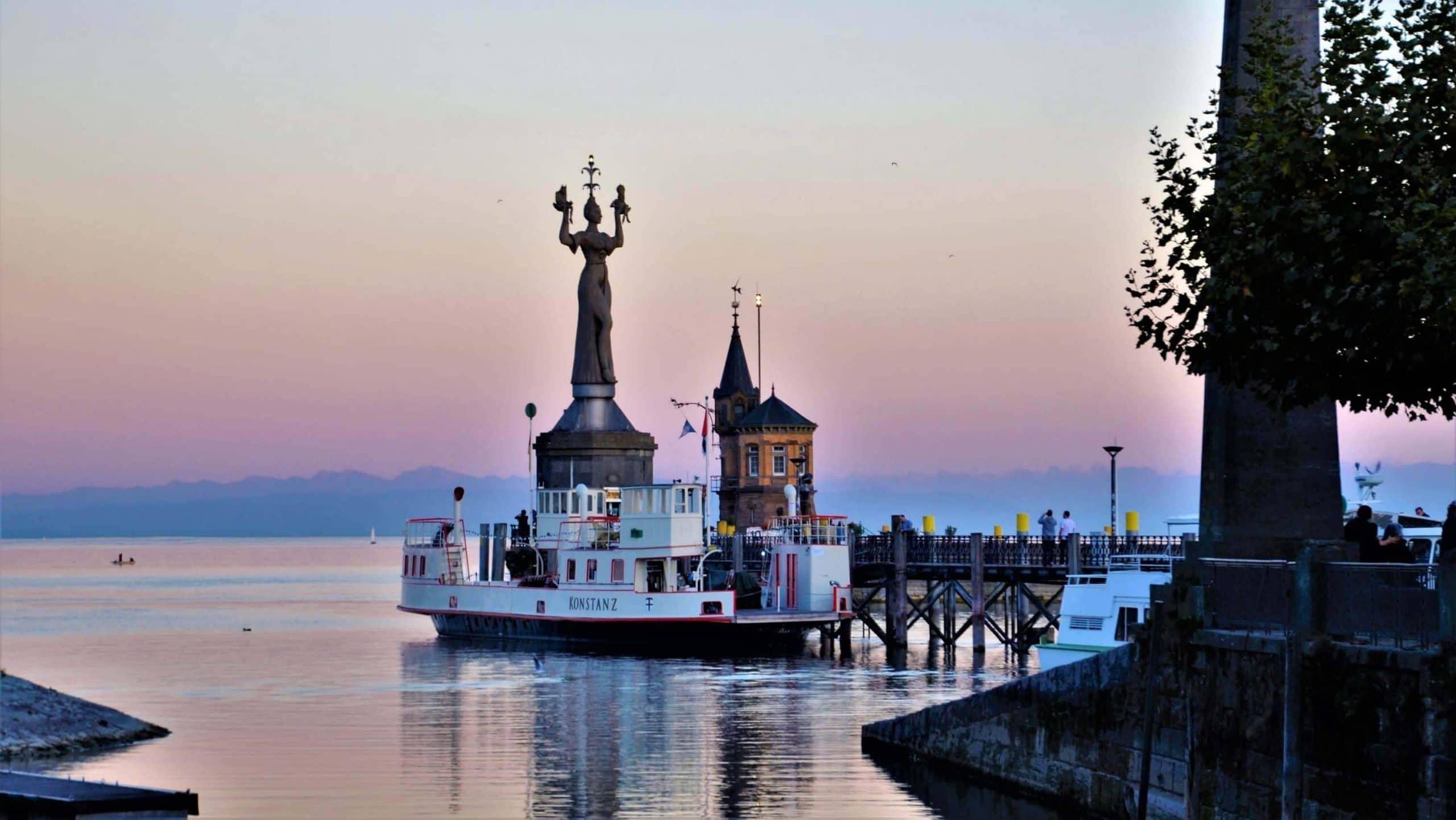 Hafen Konstanz