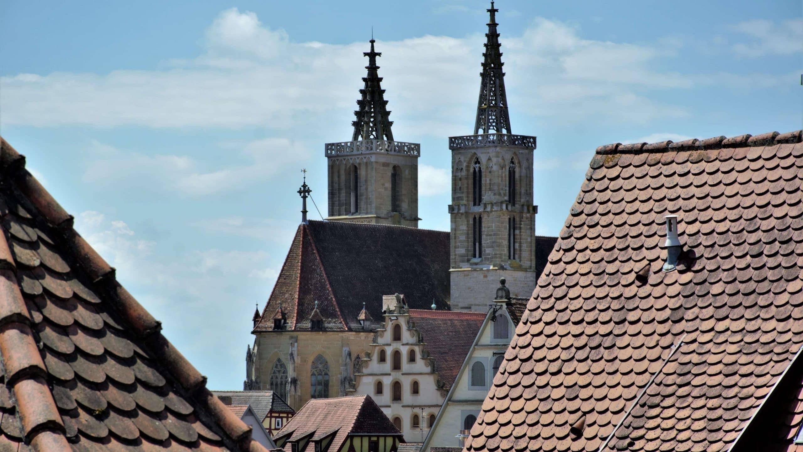 Kirche Rothenburg ob der Tauber