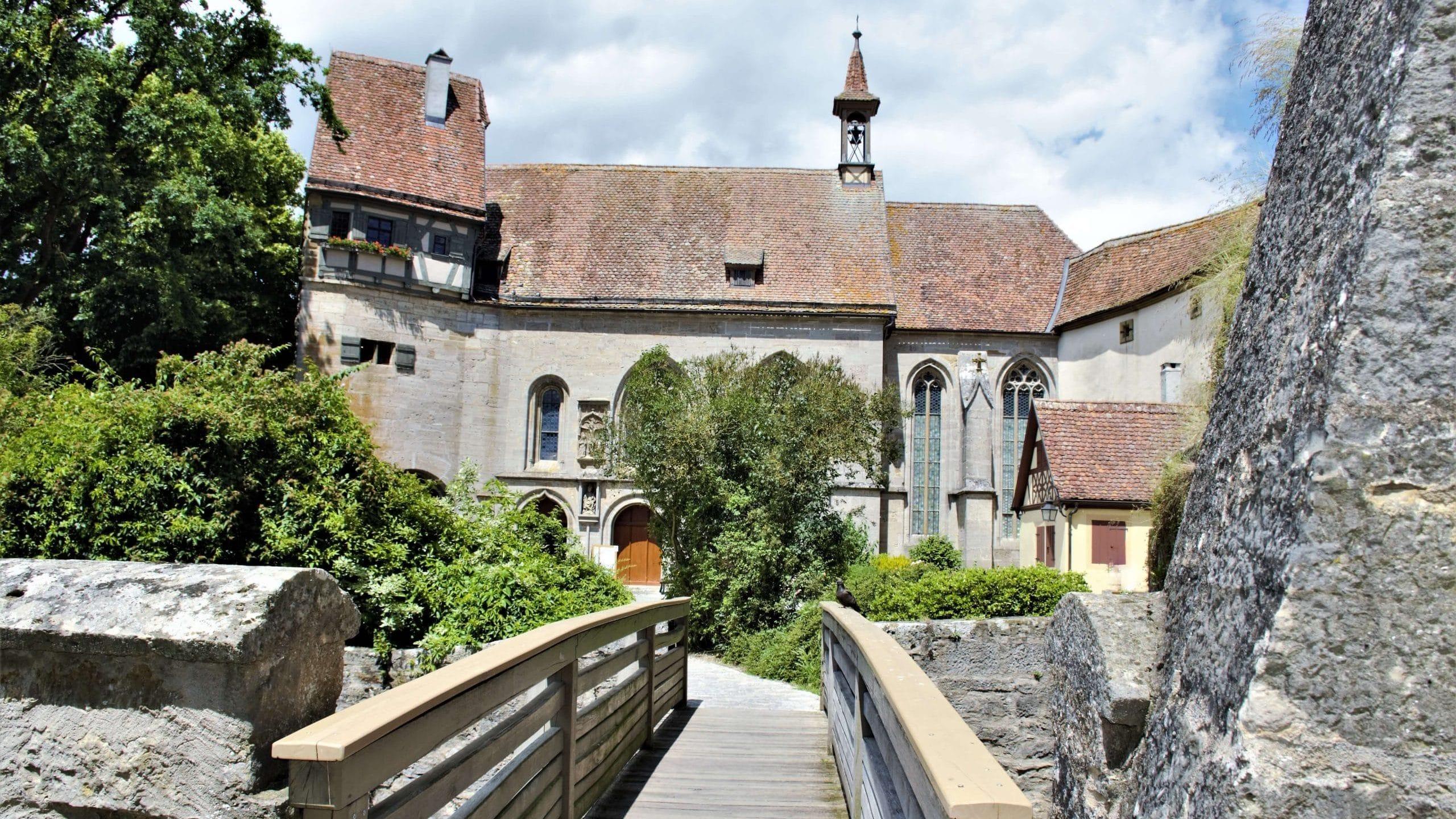 Wehrkirche Mittelalter