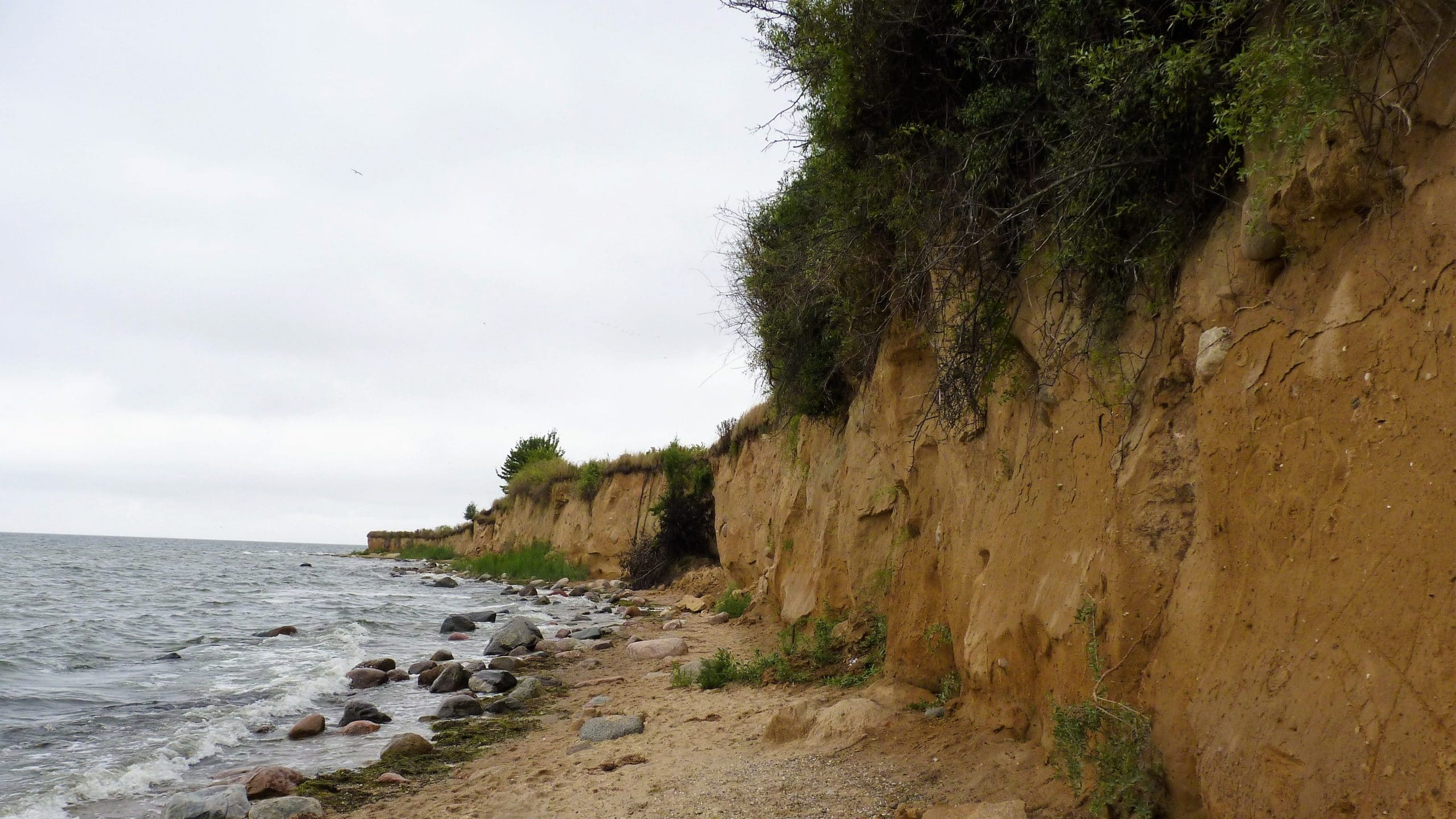 Küste im Mönchgut