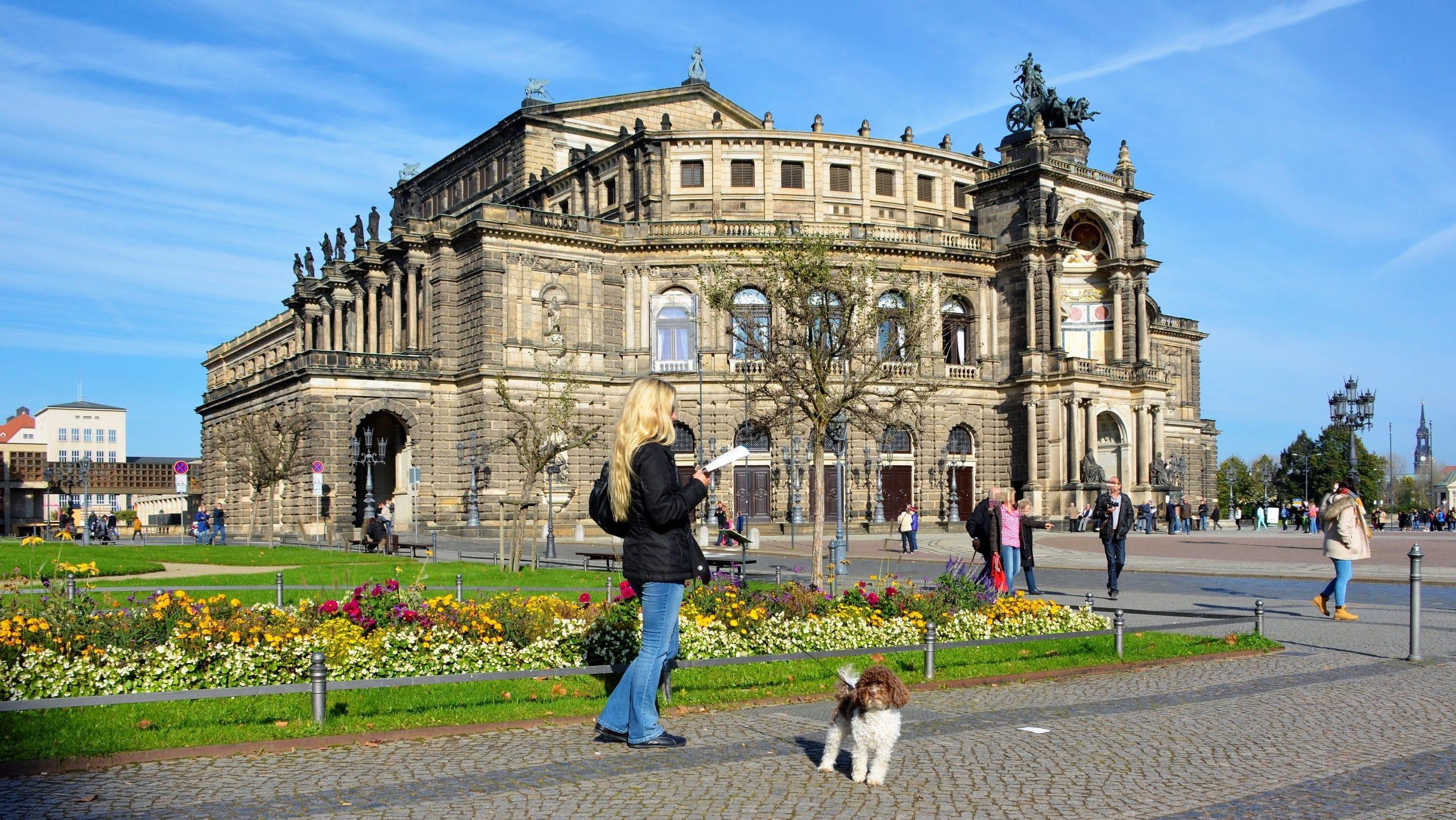 Sehenswürdigkeiten Dresden Semperoper Dresden