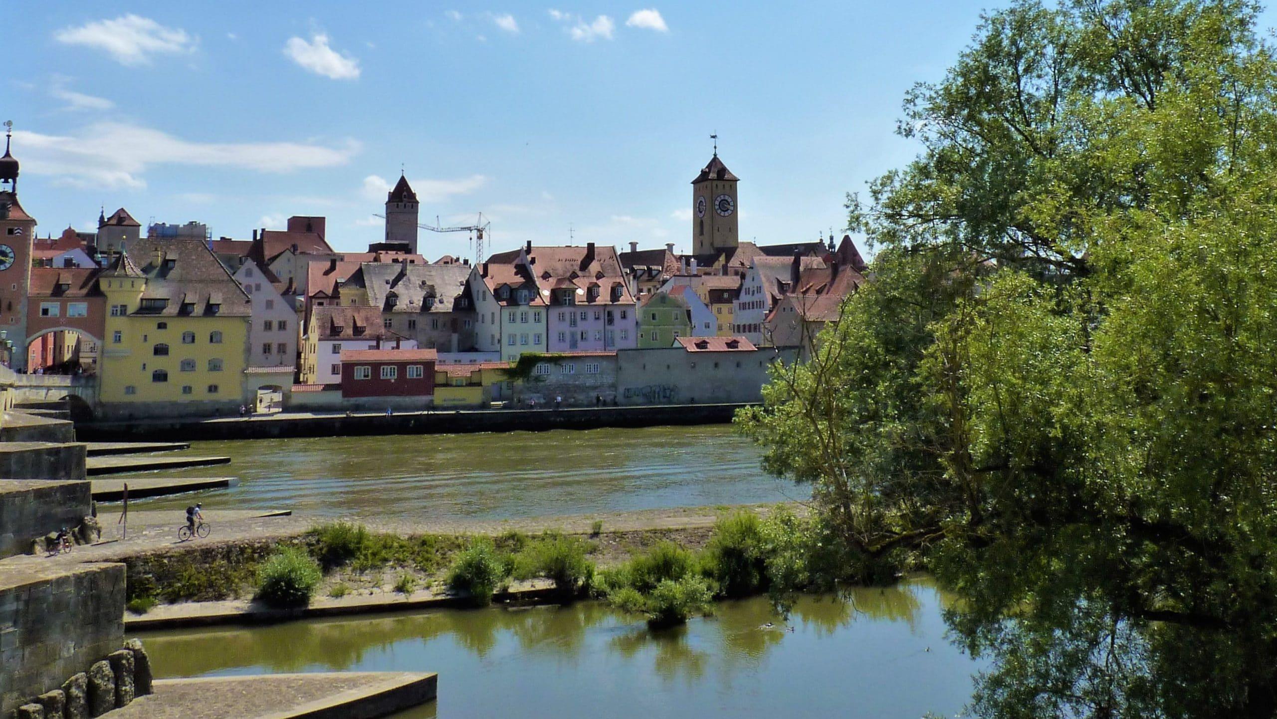 Sehenswürdigkeiten Regensburg Stadtamhof