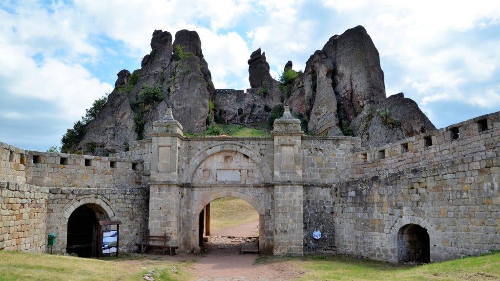 Kaleto-Festung in Belogradchik Sehenswürdigkeiten Bulgarien