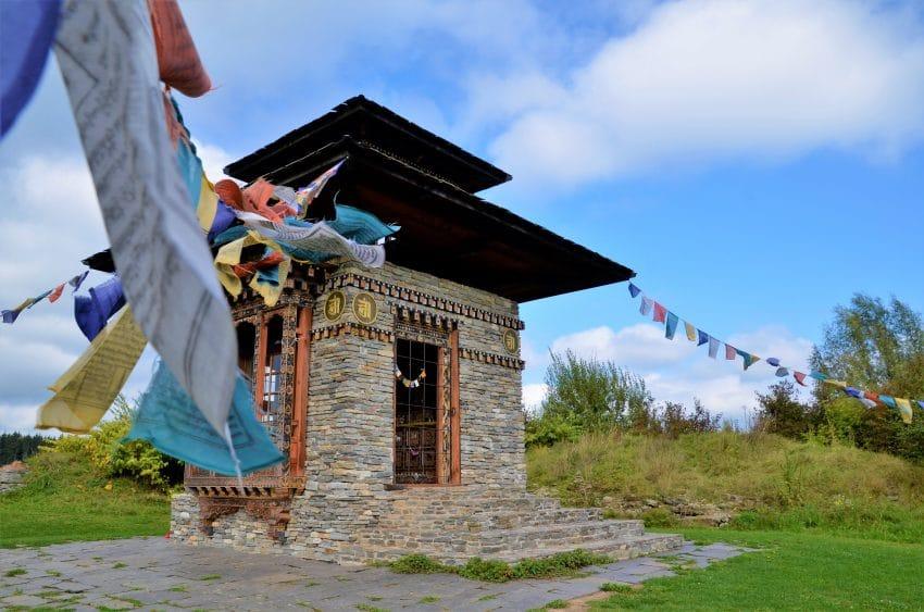 Bhutantempel