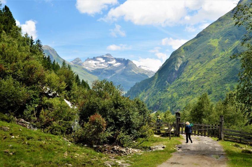 Nationalpark Hohe Tauern Großglockner
