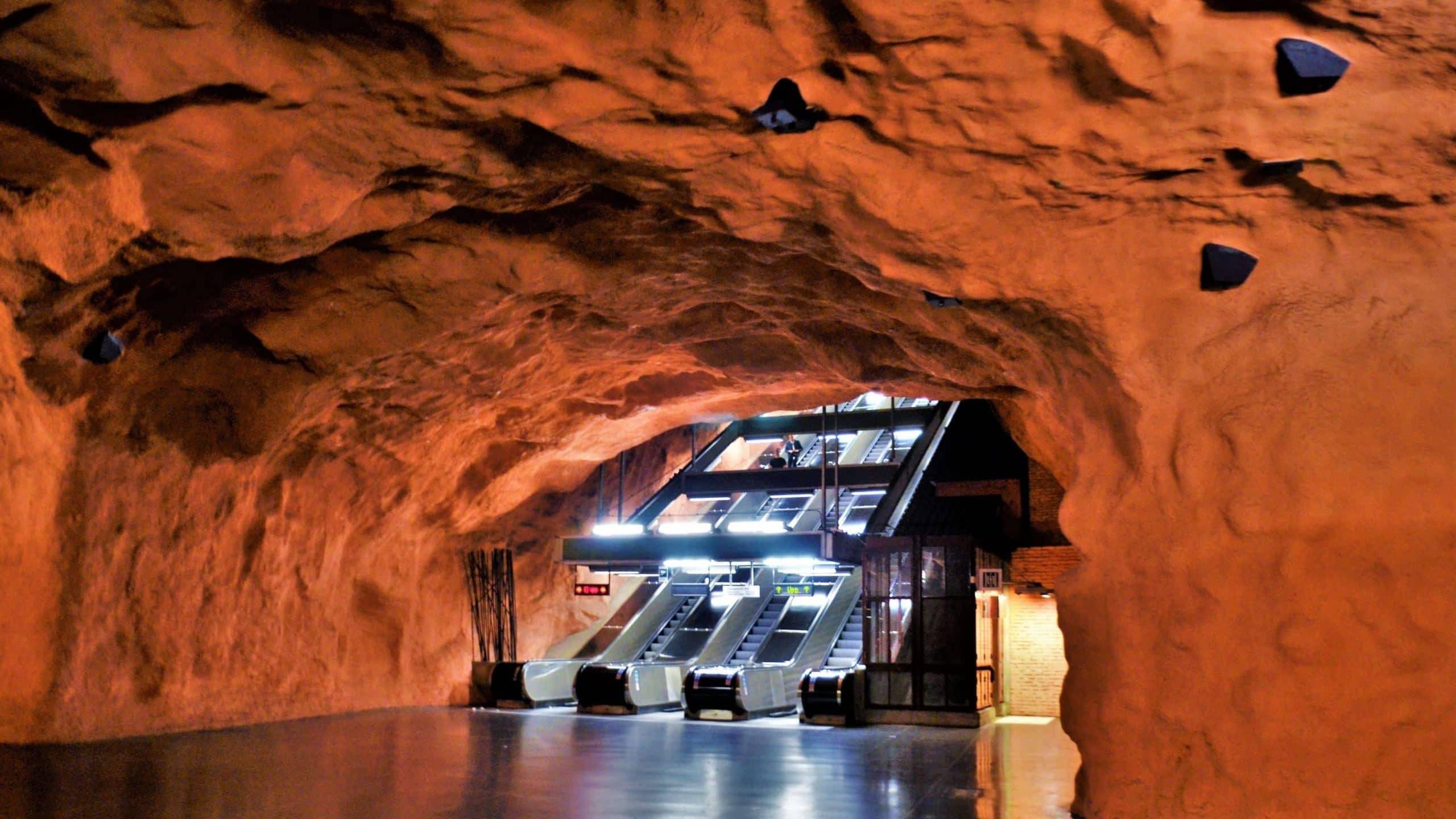 Tunnelbana Station Radhuset