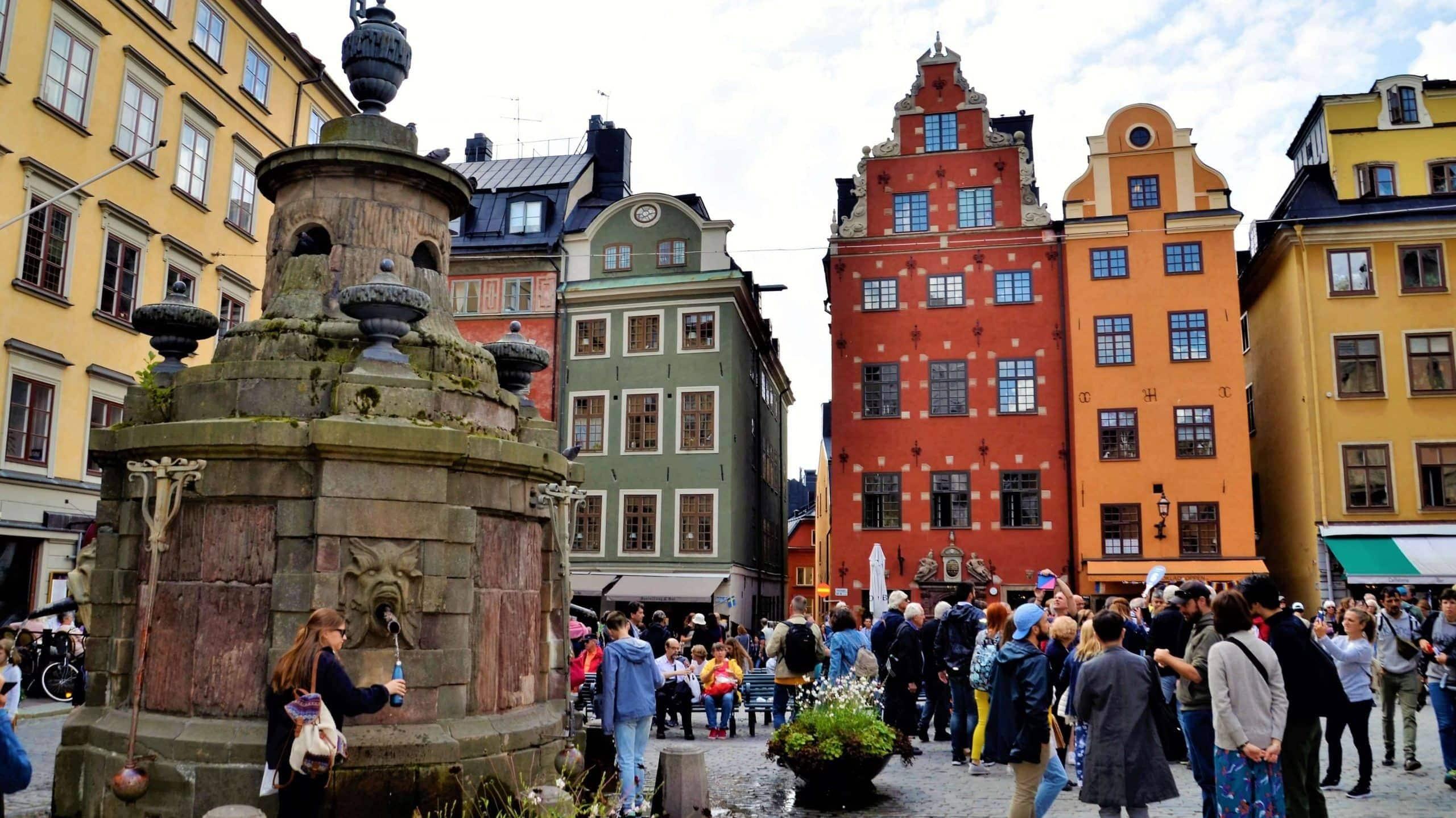 Marktplatz Stortorget