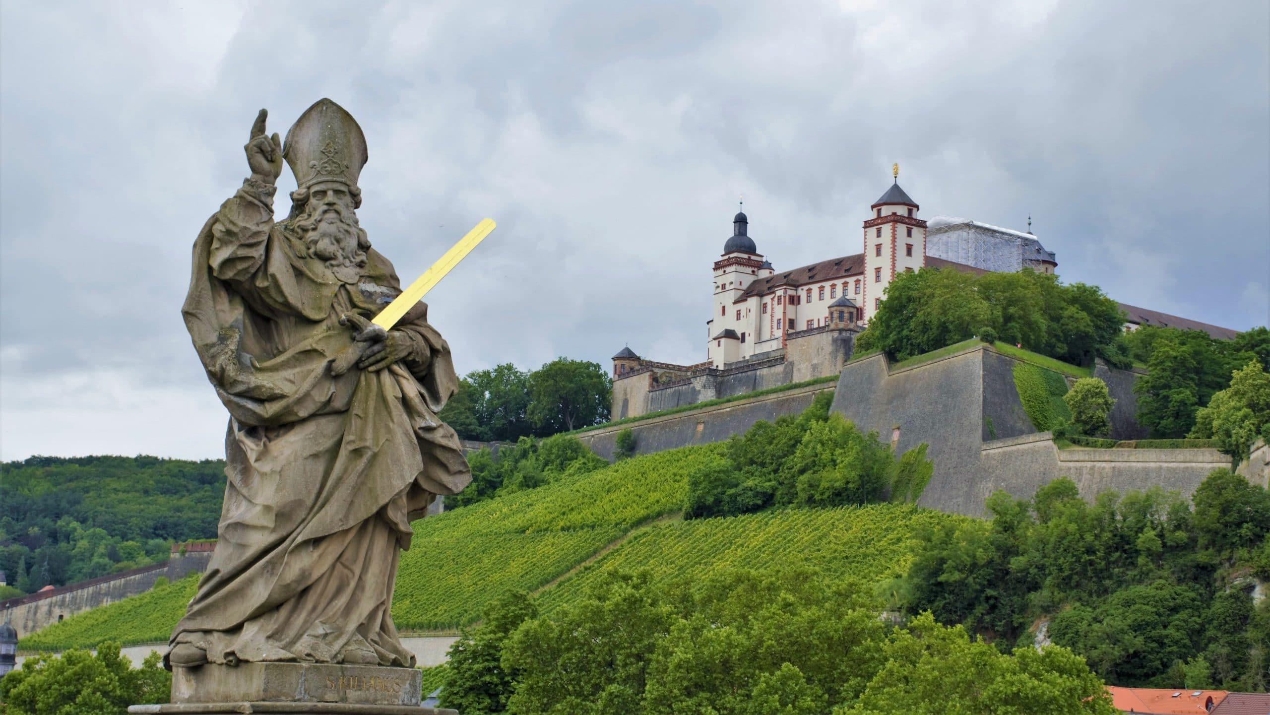 Sehenswürdigkeiten Würzburg Marienberg