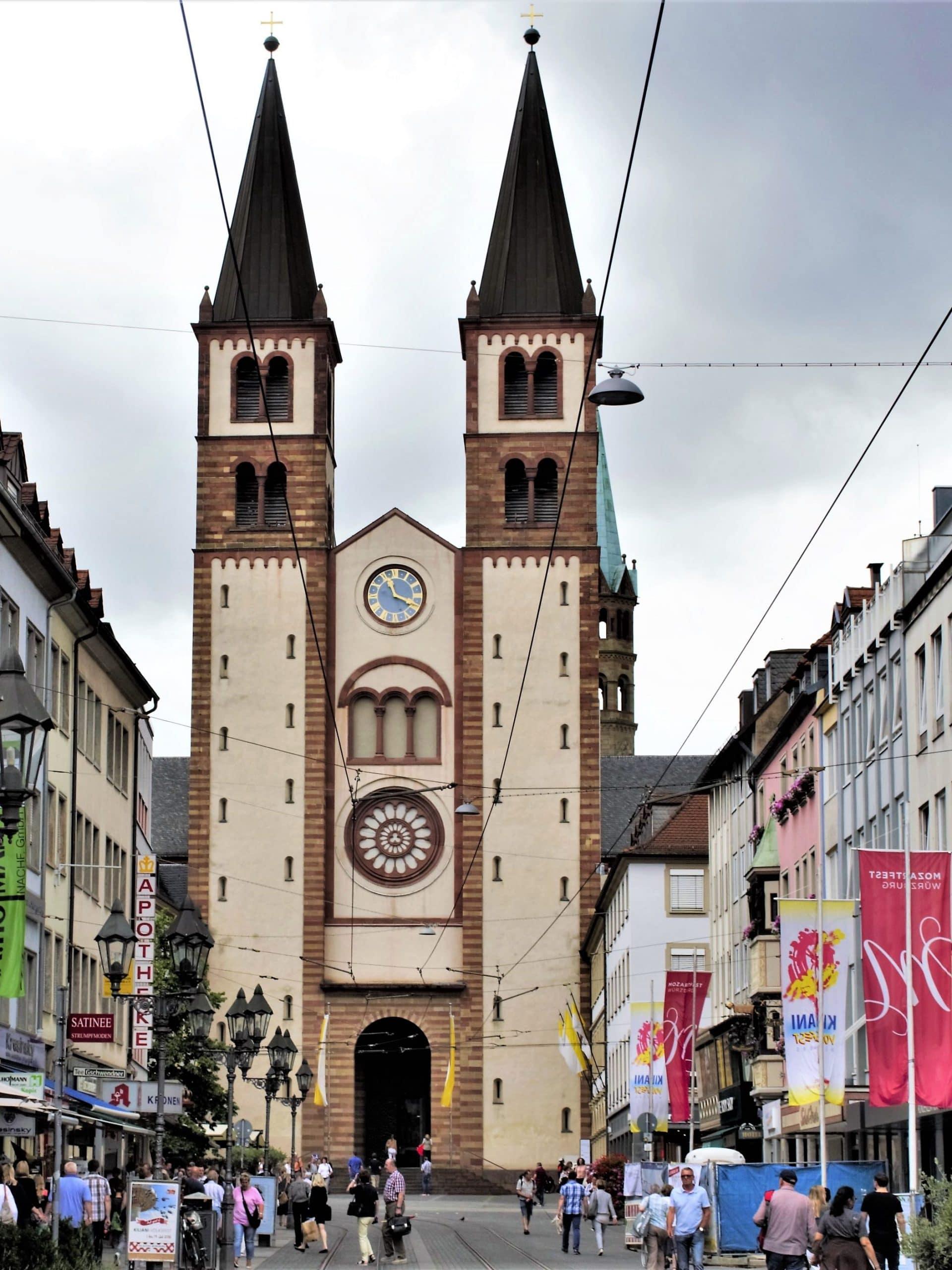 Sehenswürdigkeiten Würzburg Dom