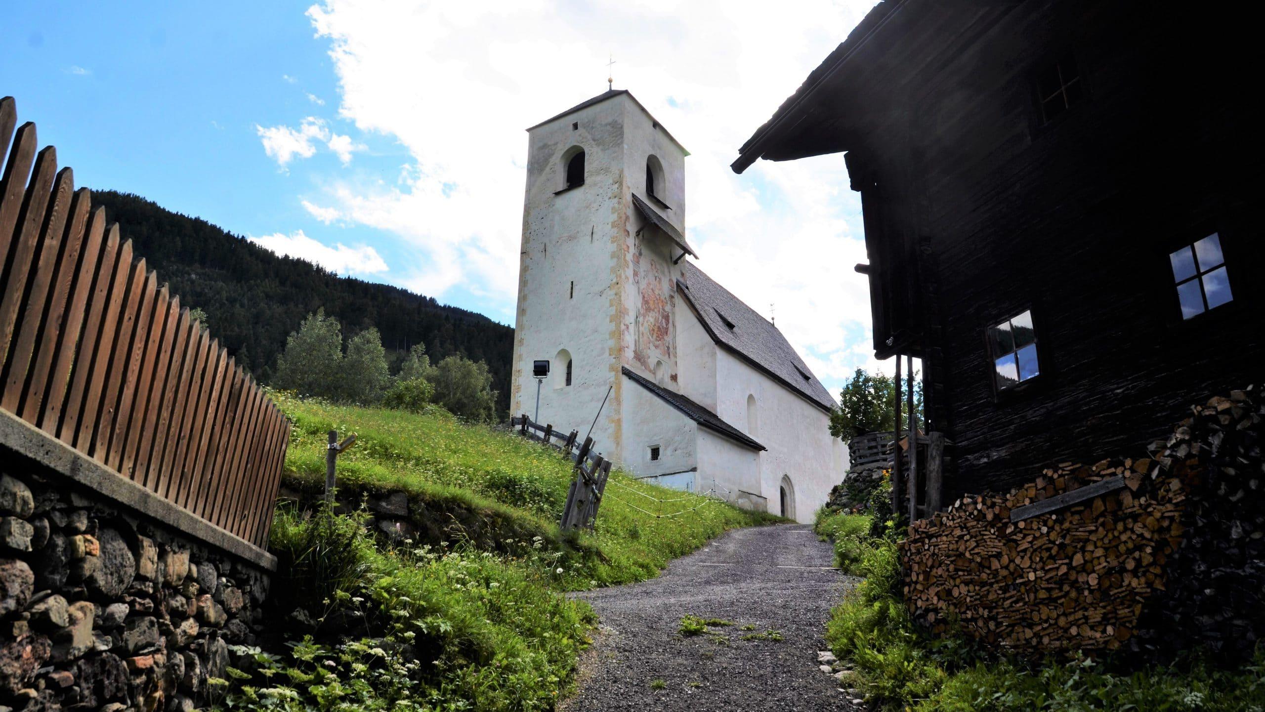 St. Nikolaus Kirche in Matrei Sehenswürdigkeiten Matrei