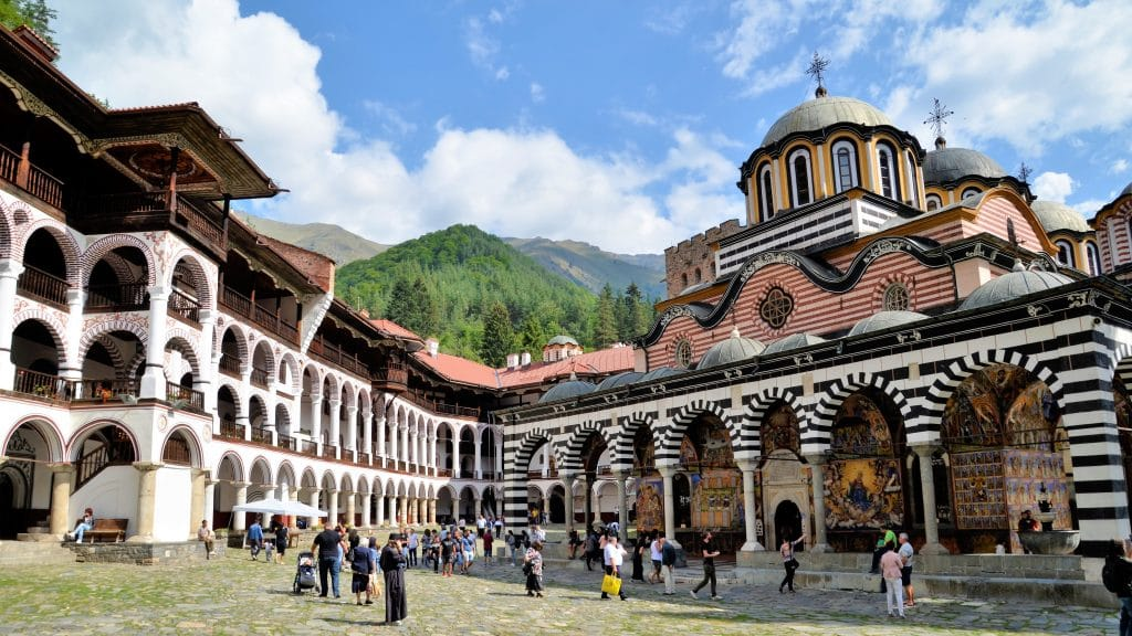 Rila-Kloster Tagesausflug