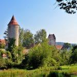 Sehenswürdigkeiten Dinkelsbühl - Rundgang durch die malerische Altstadt