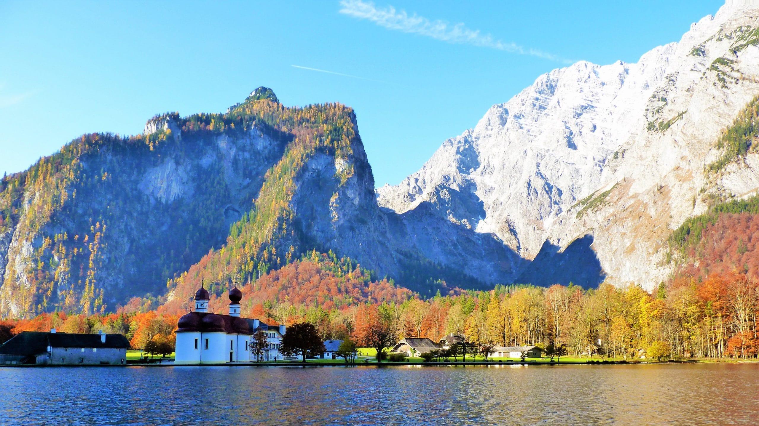 Sehenswürdigkeiten Königssee
