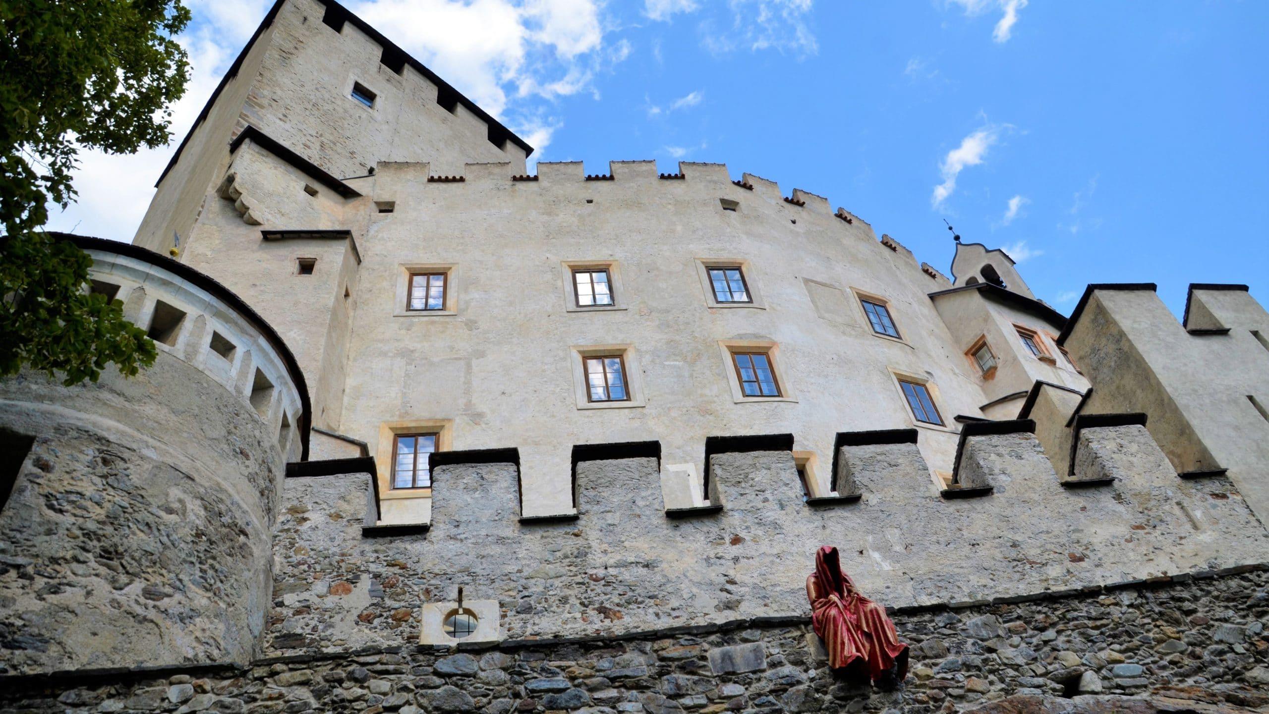 Schloss Bruck Sehenswürdigkeiten Lienz