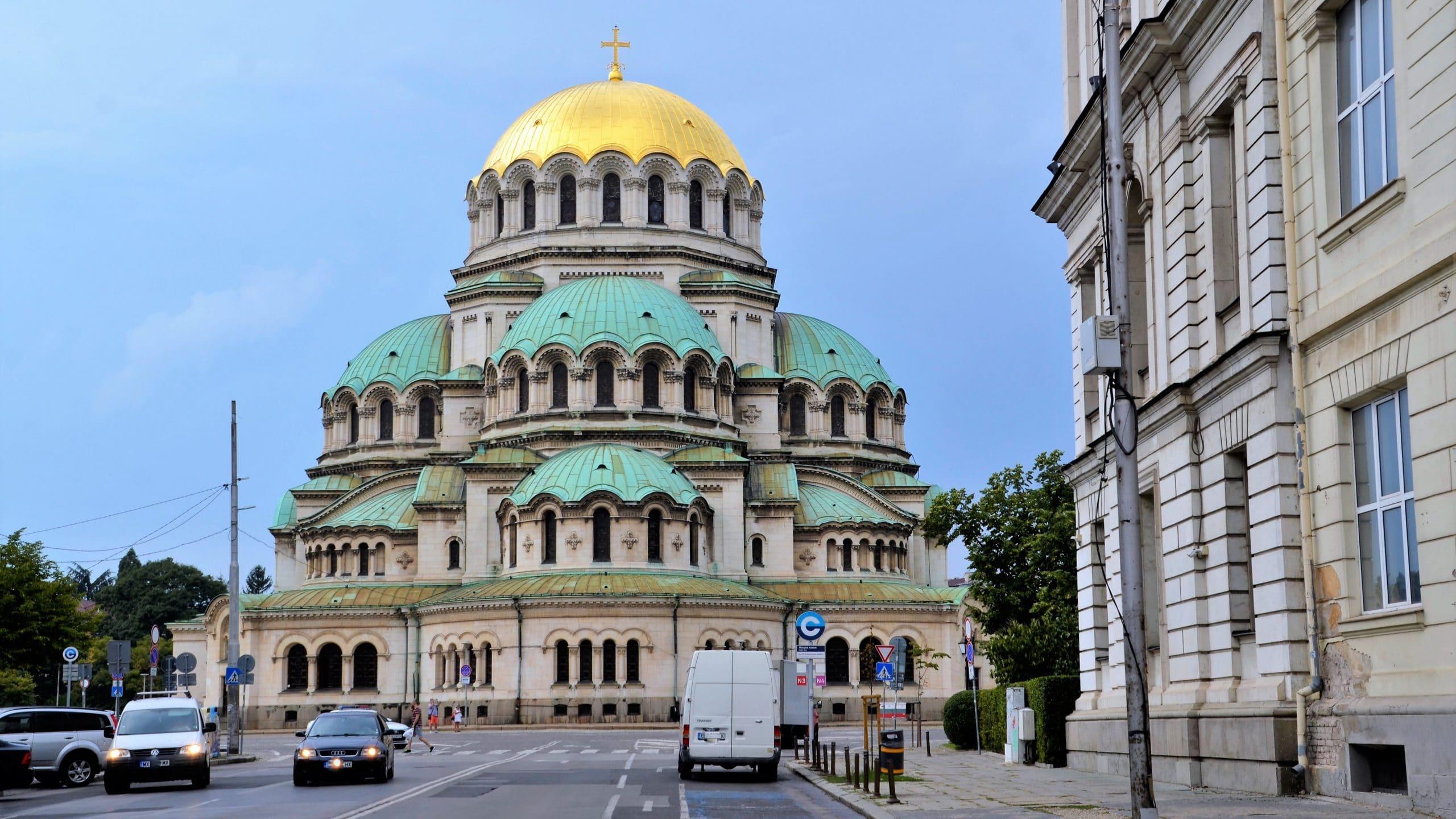 Sveti Aleksander Newski Kathedrale