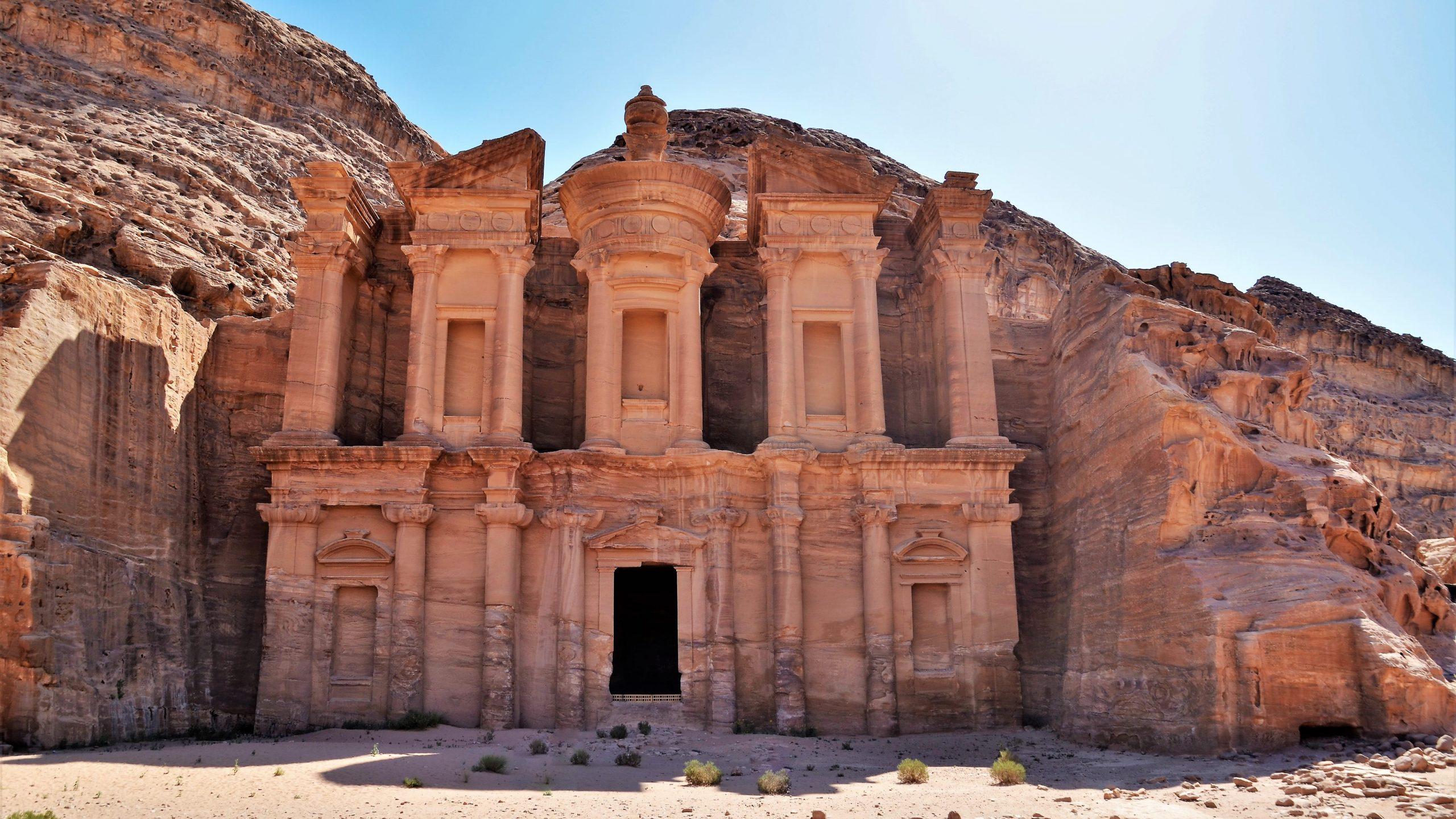 Ad Deir Kloster in Petra