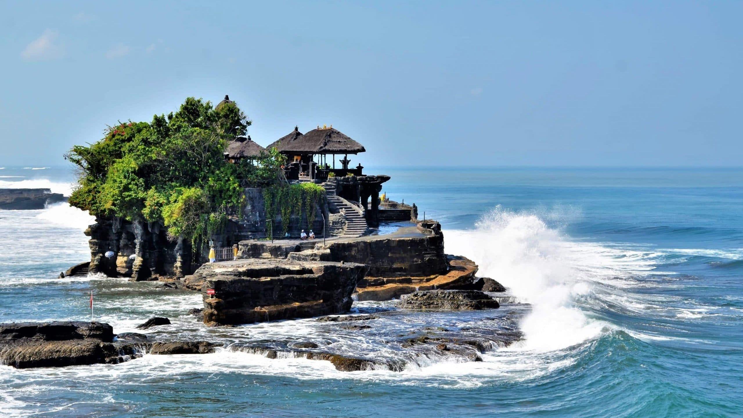 Tempel von Bali