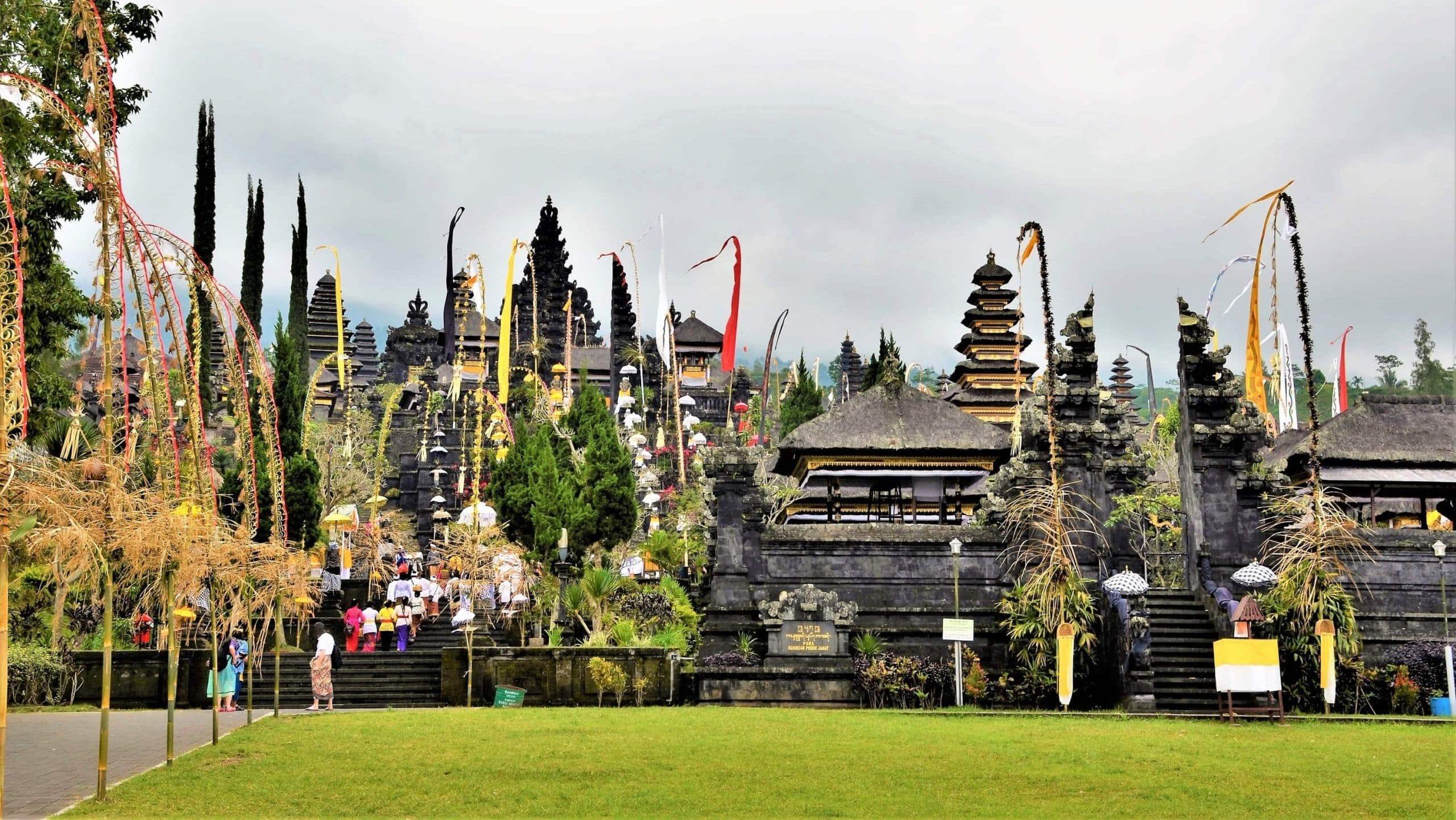 Muttertempel von Bali