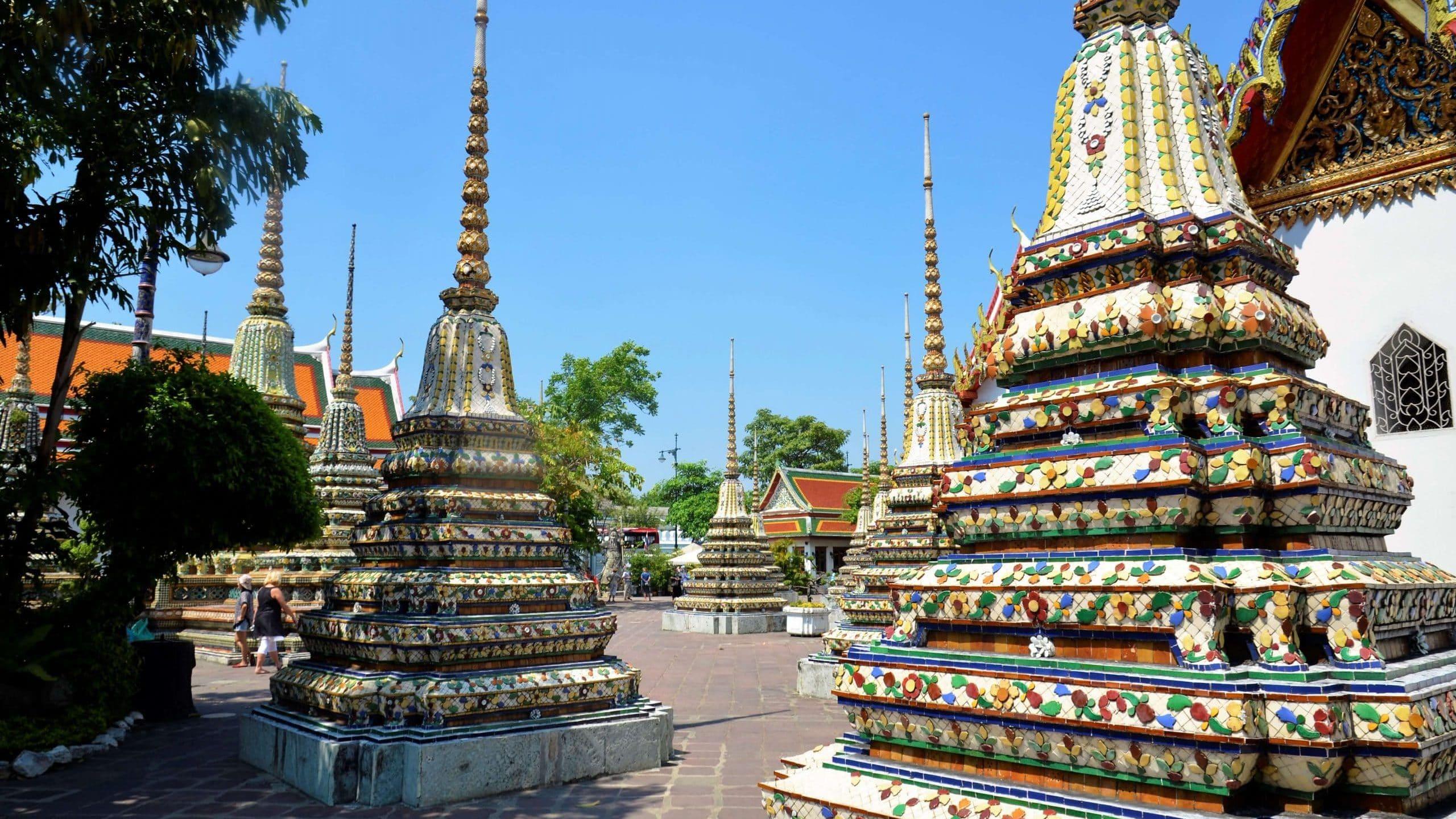 Sehenswerte Tempel in Bangkok