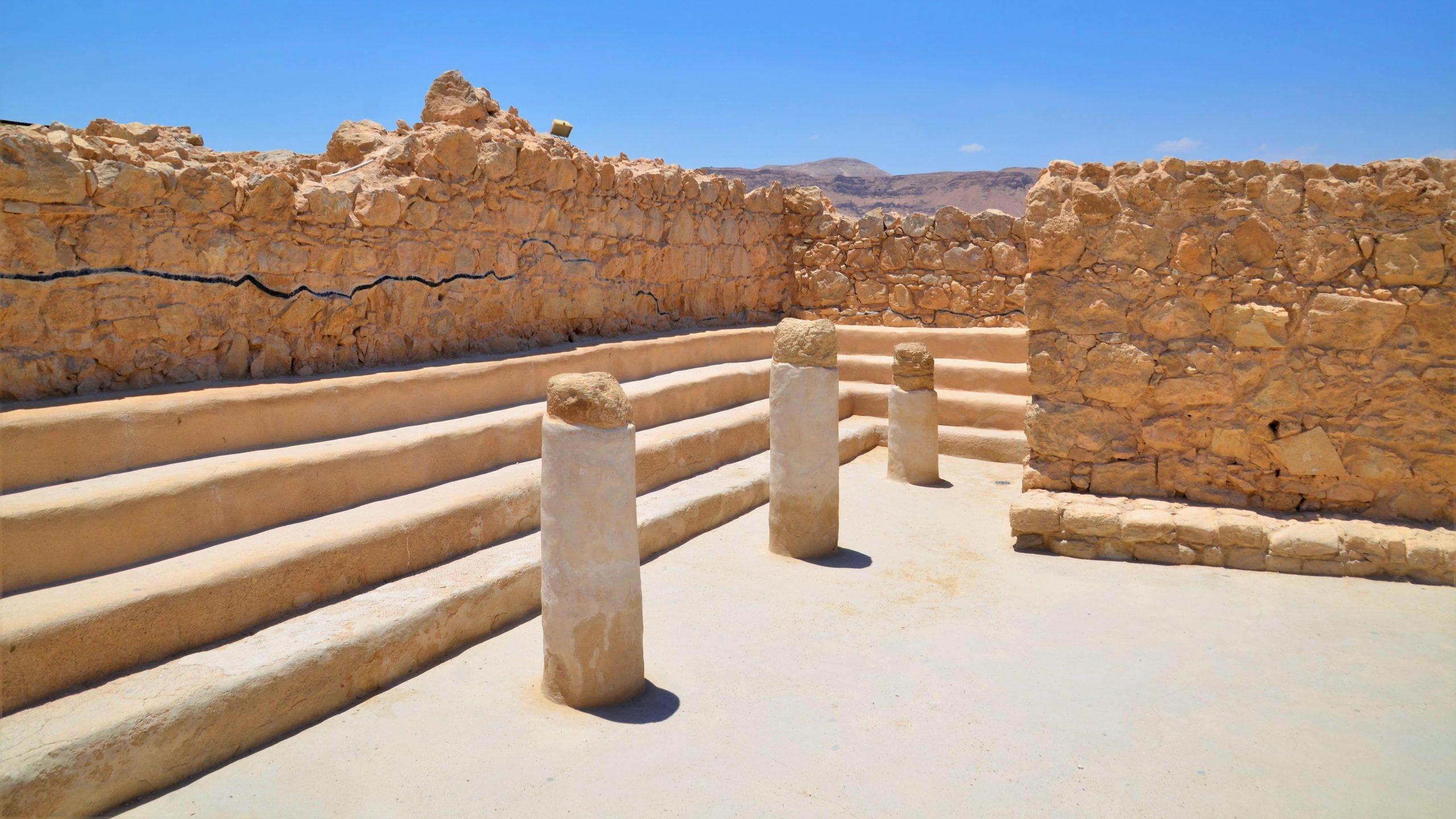 Die wahrscheinlich älteste Synagoge der Welt