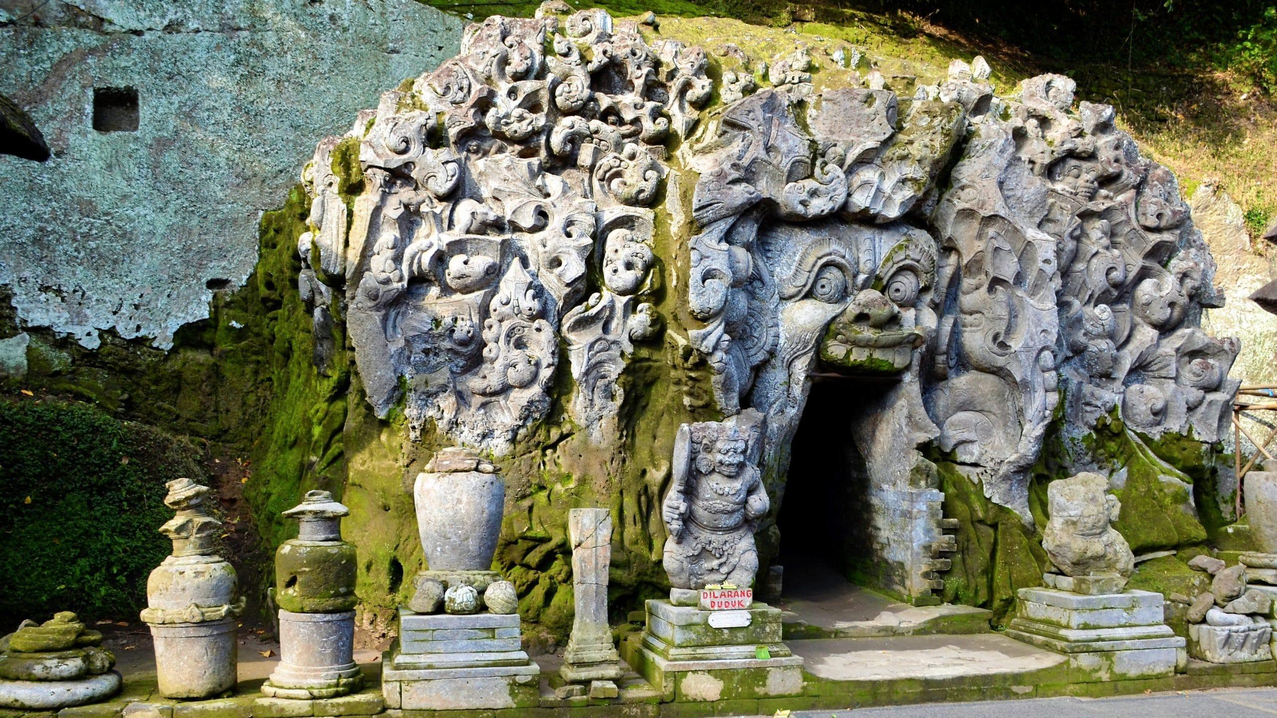 Goa Gajah Höhle