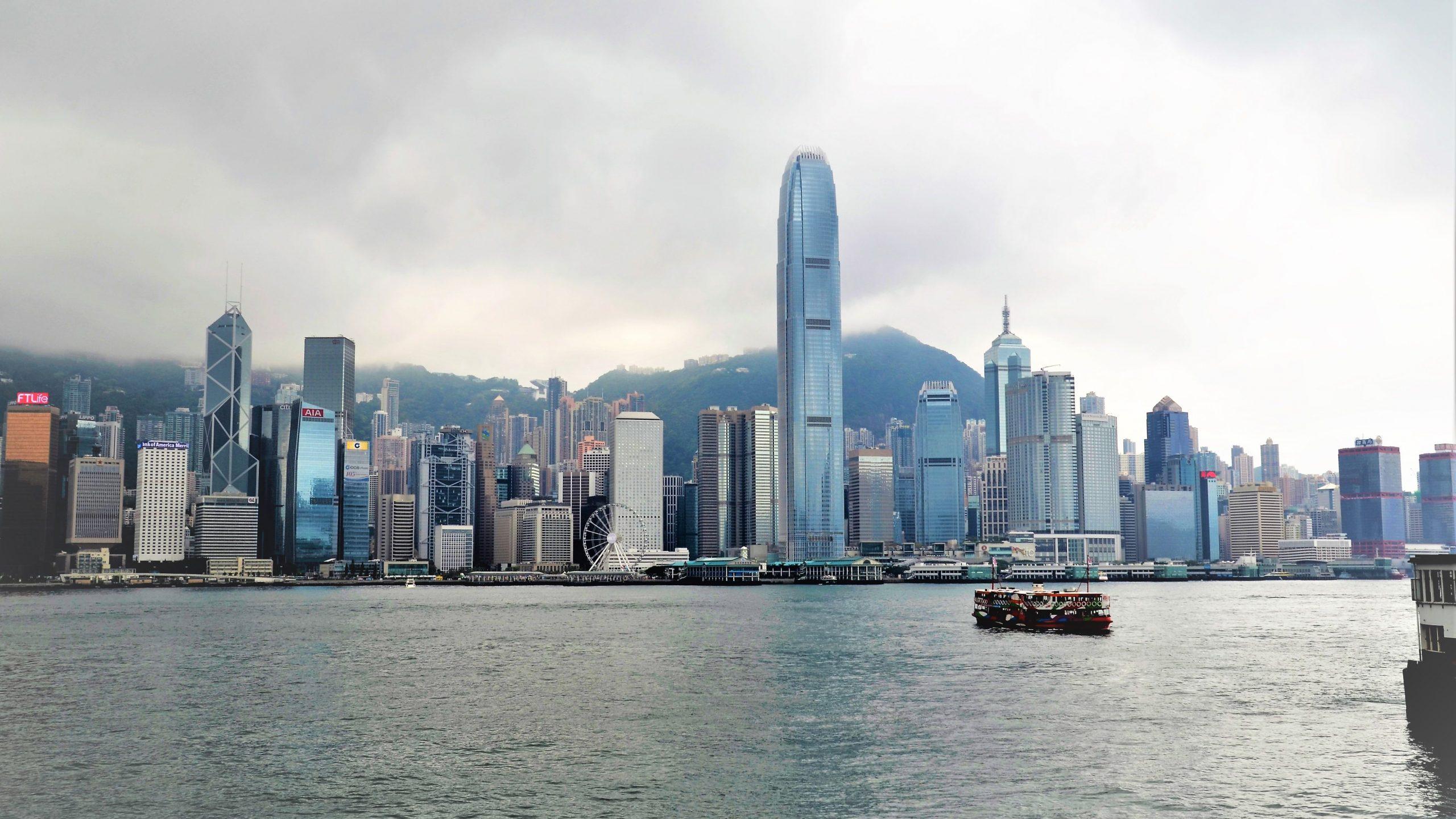 Sehenswürdigkeiten Hongkong Victoria Harbour