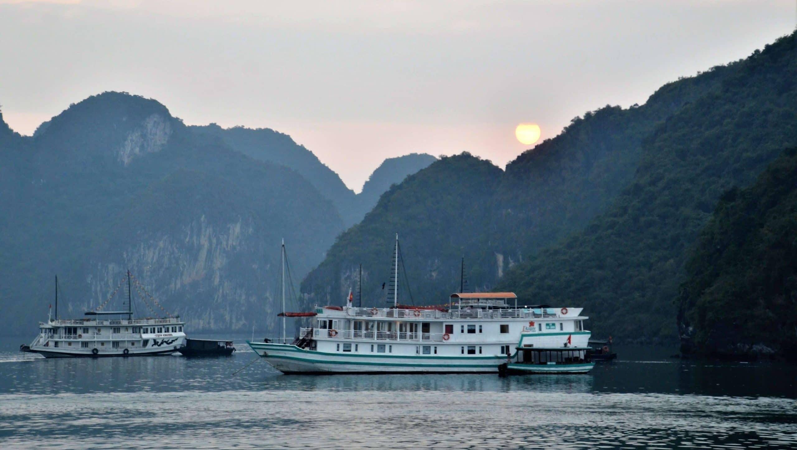 Sehenswürdigkeiten Vietnam Nord
