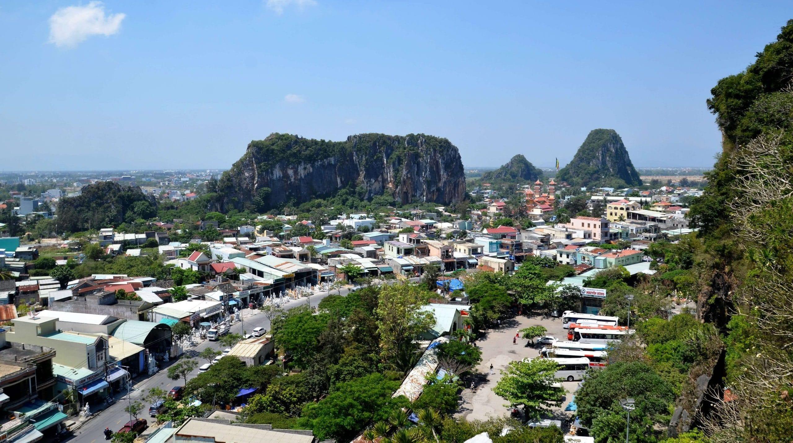 Marble Mountains Vietnam