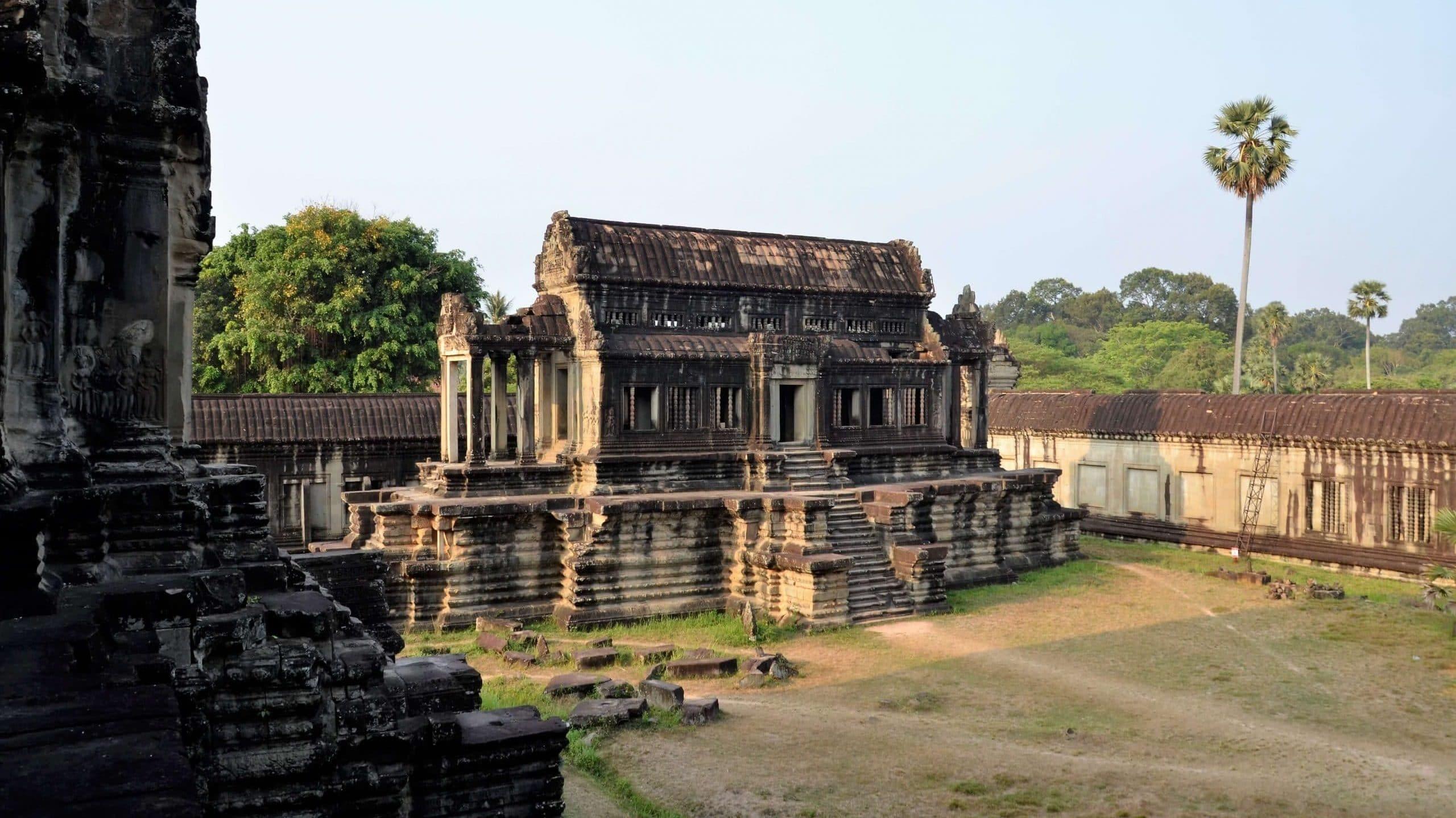 Sehenswürdigkeiten Kambodscha